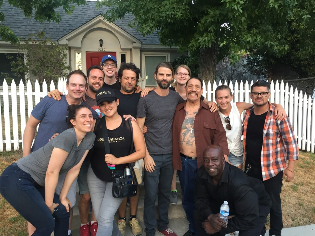 Crew Photo in West Hollywood