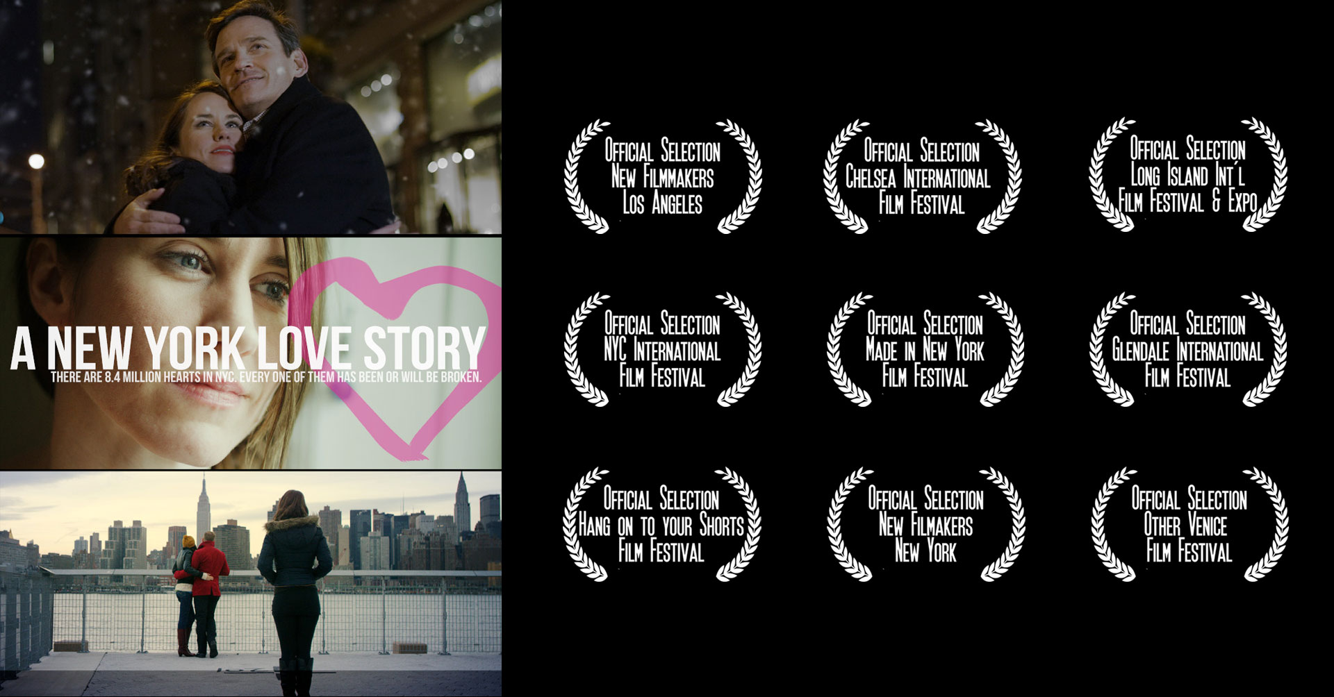 Film A New York Love Story by Patrick Ortman